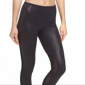 Zella || Live In Sultry Shine High Waist Leggings
